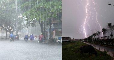 Thời tiết 25/7: Miền Bắc đề phòng mưa dông, lũ quét, sạt lở đất