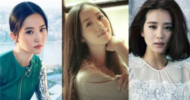 """7 """"gái ngoan"""" đáng ngưỡng mộ của làng giải trí Hoa ngữ"""