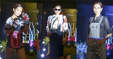 Á quân Vietnam's Next Top Model khoe dáng chuẩn trong trang phục cá tính