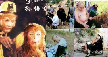 Những hình ảnh hậu trường độc đáo của Tây Du Ký 1986