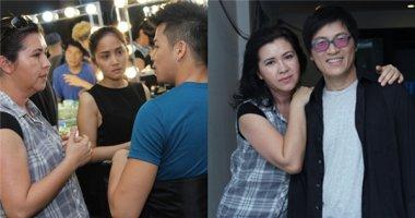 Phương Thảo - Ngọc Lễ nhiệt thành ghép đôi cho top 4 Vietnam Idol