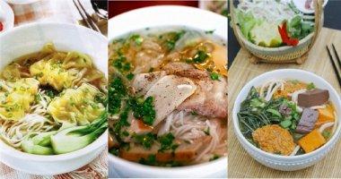 """""""Đổi gió"""" với 10 món ăn nước siêu ngon đất Sài Thành"""