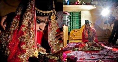 Ngỡ ngàng trước đám cưới của các cô dâu trẻ em ở Bangladesh