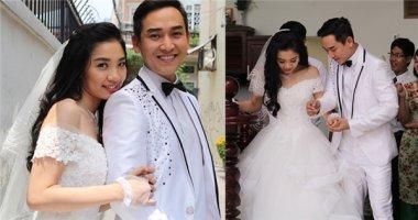 Hứa Vĩ Văn bất ngờ kết hôn cùng bạn gái tin đồn