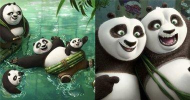 Kungfu Panda 3: Hé lộ thân thế thật sự của gấu Po
