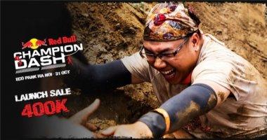 Bạn nhận được gì khi tham gia Champion Dash 2015?
