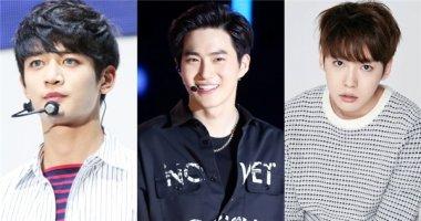 Xao xuyến với 5 mĩ nam đẹp không-còn-chỗ-chê của làng nhạc Kpop