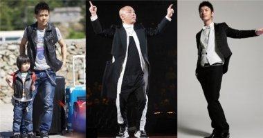 Những mĩ nam chân ngắn nhưng hút fan của Hoa ngữ
