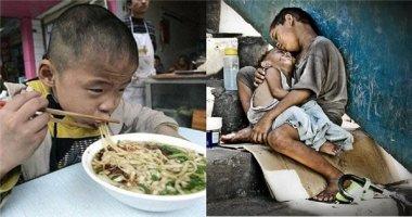 Câu chuyện cậu bé nghèo lang thang tìm mẹ sẽ khiến bạn phải giật mình
