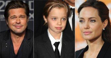 """Angelina Jolie và Brad Pitt """"hoang mang"""" về giới tính con gái Shiloh"""