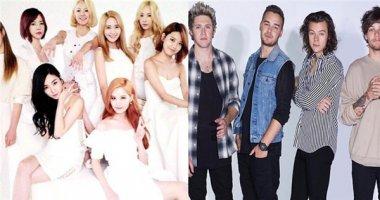 """One Direction và SNSD tiếp tục thành công hay """"hết thời""""?"""