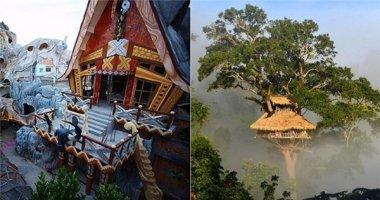 Trải nghiệm lạ cùng 8 ngôi nhà cây nổi tiếng nhất châu Á