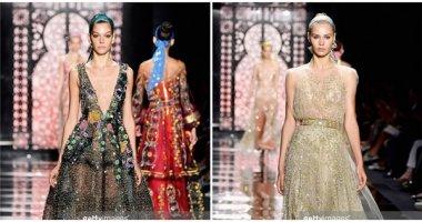 Choáng ngợp trước xu hướng váy hoa lộng lẫy cho phái đẹp