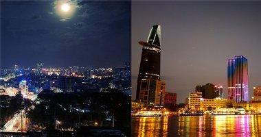Điểm đến tuyệt vời để ngắm trăng đêm Trung thu