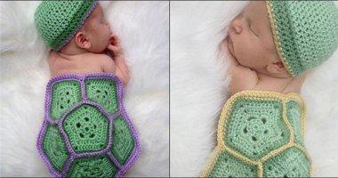"""Loạt khoảnh khắc """"rùa con ngủ bình yên"""" sẽ khiến bạn phải xiêu lòng"""