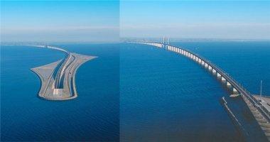 """Choáng ngợp trước cây cầu """"chui"""" dưới đáy biển độc-nhất-vô-nhị"""