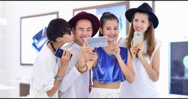 Top 4 Vietnam's Next Top Model tụ tập trước ngày đi châu Âu