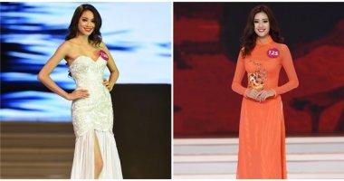 Lộng lẫy trang phục đêm chung kết của người đẹp HHHV Việt Nam 2015