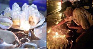 Ngọt lòng gánh chè đèn dầu có tuổi đời 39 năm của ông bà Tư
