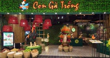 Nhà hàng Con Gà Trống: Sự lựa chọn hàng đầu của sao Việt