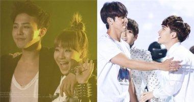 Ganh tị những hình ảnh thân thiết của tiền bối và hậu bối Kpop