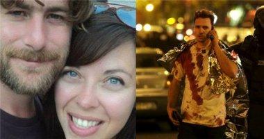 Chàng trai dũng cảm che chắn bạn gái trong cuộc khủng bố ở Paris