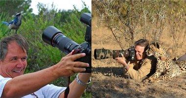 """Không nhịn được cười trước những động vật """"tình-thương-mến-thương"""" với nhiếp ảnh gia"""