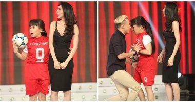 Thủy Tiên ngăn cản Công Vinh tham gia gameshow vì... sợ mất chồng