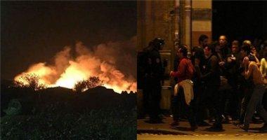 Tấn công khủng bố: Trại tị nạn bùng cháy, sau Paris là London?