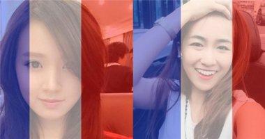 Hot girl Việt đồng loạt đổi ảnh đại diện hướng về Paris