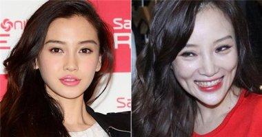 7 sao nữ châu Á có gương mặt cứng đơ vì thẩm mỹ