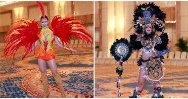 Thích mê quốc phục đầy màu sắc của thí sinh Miss World 2015