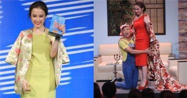Bị chê ăn mặc hở hang, Angela Phương Trinh được Trấn Thành quấn mền