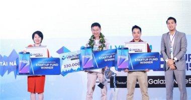 Những điểm sáng tại ngày hội khởi nghiệp Venture Cup 2015