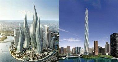 """Những dự án nhà chọc trời đẹp-không-tưởng nhưng """"yểu mệnh"""""""