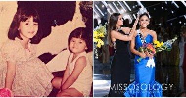 Hé lộ những bí mật thời thơ ấu của tân Hoa hậu Hoàn vũ 2015