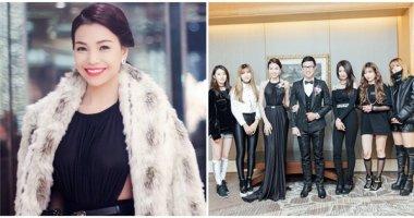 Trà Ngọc Hằng tự tin đọ sắc với dàn mĩ nữ 4Minute tại Hàn Quốc