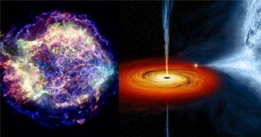 Ấn tượng những khoảnh khắc vẫn diễn ra ngoài vũ trụ mà ta không-hề-hay-biết