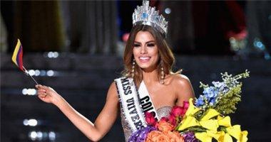 """""""Ngã ngửa"""" trước trò đùa của Hoa hậu Colombia"""