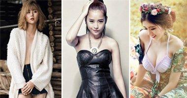 """Hành trình """"lột xác"""" của 3 hot girl Việt sở hữu triệu fan"""