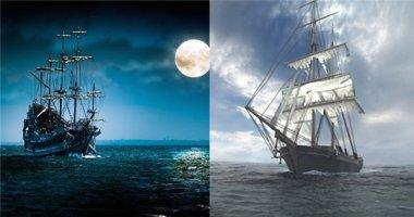 """Rùng rợn những """"con tàu ma"""" vô tình được phát hiện"""