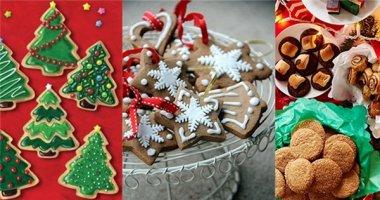 6 loại bánh quy thơm ngon giòn rụm vui lễ Giáng sinh