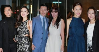 Dàn sao Hong Kong dự tiệc cưới Hồ Hạnh Nhi
