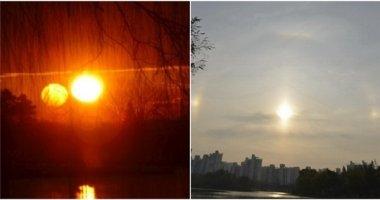 """Điểm sơ những lần xuất hiện nhiều """"mặt trời"""" cùng lúc trên bầu trời"""