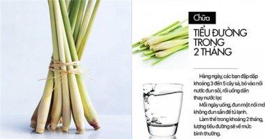 Mẹo hay chữa bệnh cực hiệu quả từ những nguyên liệu thiên nhiên