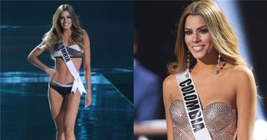 """Hoa hậu Colombia phất lên """"như diều gặp gió"""" sau sự cố"""