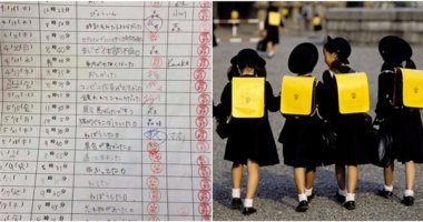 Lí do đi học trễ và độ thật thà, siêu đáng yêu của học sinh Nhật