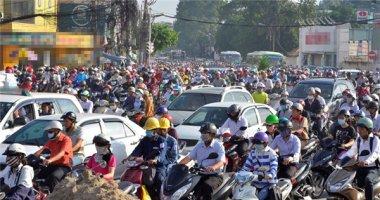 Cấm nhiều tuyến đường quanh sân bay Tân Sơn Nhất