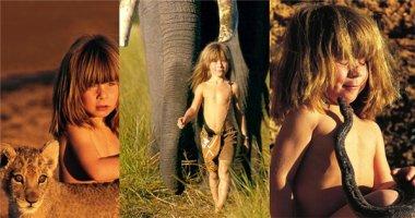Thế giới sửng sốt khi tìm ra Tarzan phiên bản thật ngoài đời