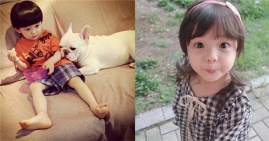 """""""Tròn mắt"""" với vẻ đáng yêu của các em bé gây chú ý nhất mạng xã hội"""